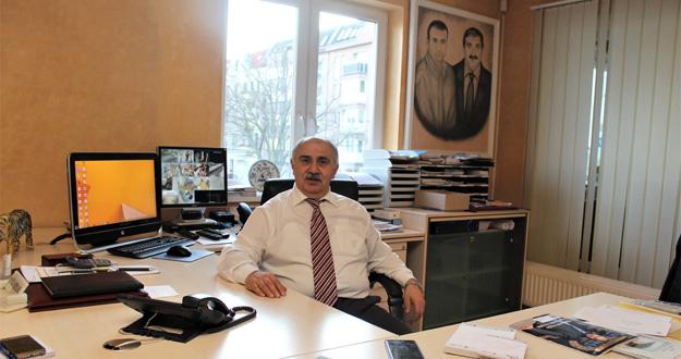 """Remzi Kaplan: """"Koltuk meraklısı değilim"""""""