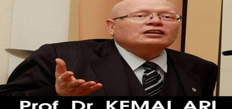 """Prof. Dr. Kemal Arı'nın """"Üçüncü Kılıç"""" adlı kitabı belgesel oldu"""