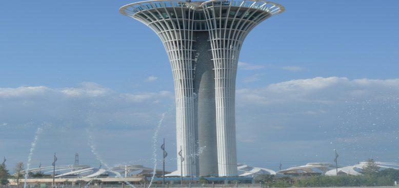 Özelleştirme kapsamındaki EXPO Kulesinin statiği sağlam mı?