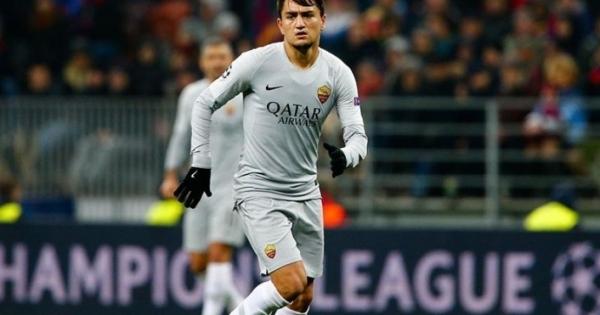 Milli futbolcu Cengiz Ünder'in kurban bağışı Roma'da dağıtıldı