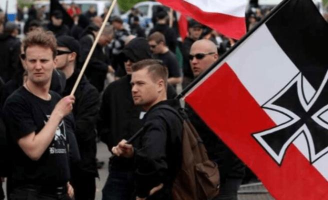 Almanya'da aşırı sağ suçlar artıyor