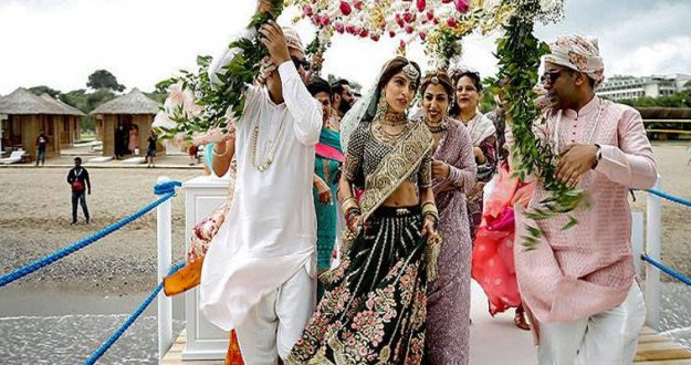 Hintliler düğünlerini Türkiye'de yapmak istiyor