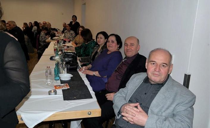 Batı Trakya Türkleri Almanya'nın Viersen şehrindeki Aile