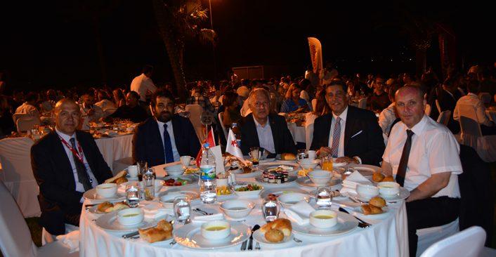 Corendon`dan Antalya`da iftar