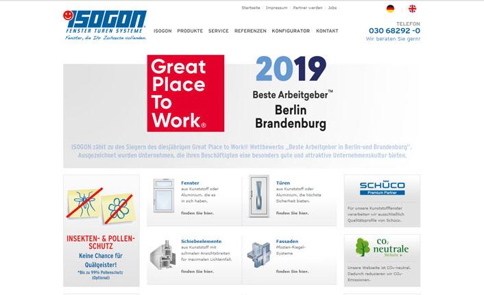 ISOGON Fenstersysteme GmbH