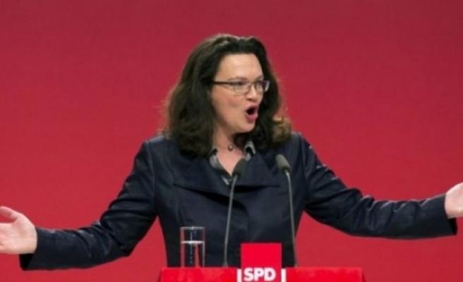 Almanya'da SPD Liderini Arıyor
