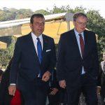 İmamoğlu, AB Türkiye Delegasyonu Başkanı ile görüştü