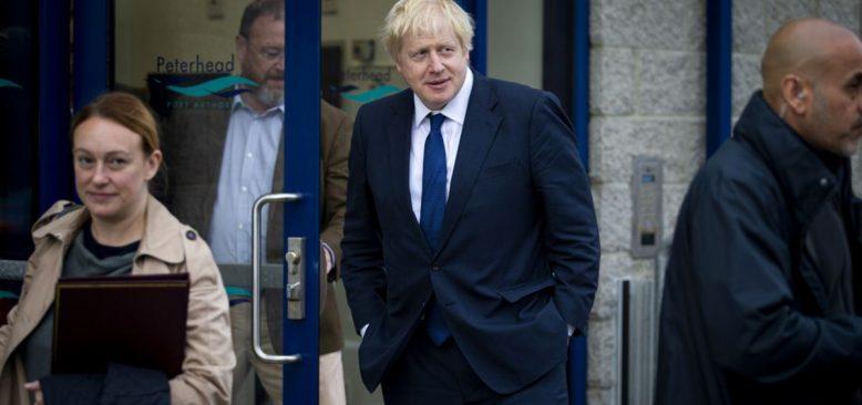 İskoçya Mahkemesi'nden Johnson'a Brexit Darbesi