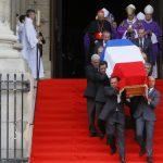 FransaJacques Chirac'a Veda Etti
