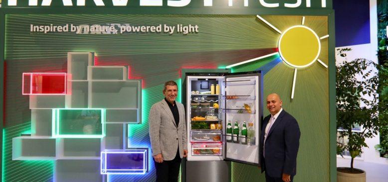 Beko'nun güneş ışığını simule eden buzdolabı IFA'da tanıtıldı