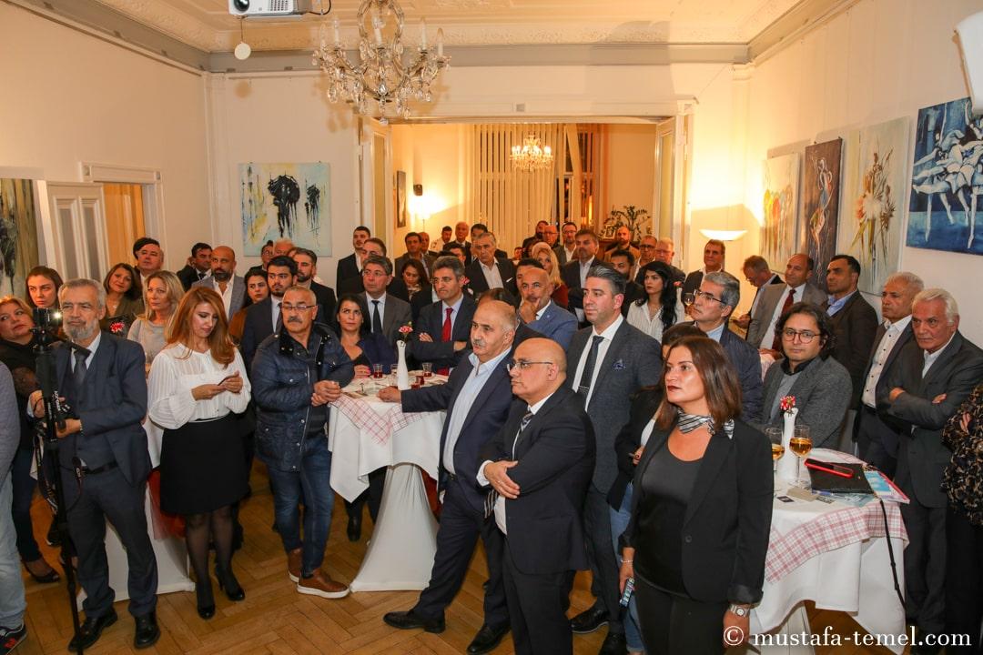 Adnan Polat Berlin'de yeni projesini tanıttı
