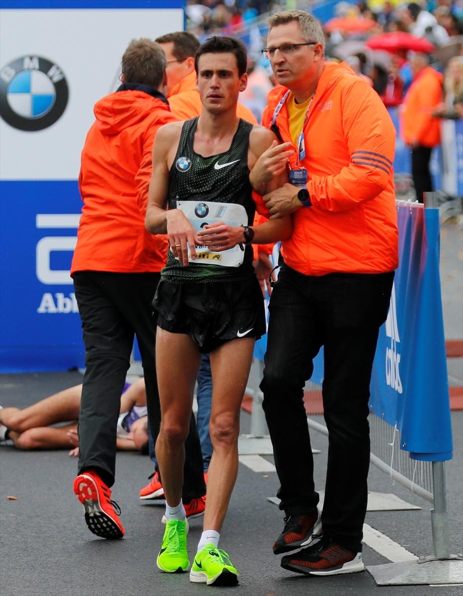 Berlin Maratonu'nu Etiyopyalı Bekele kazandı