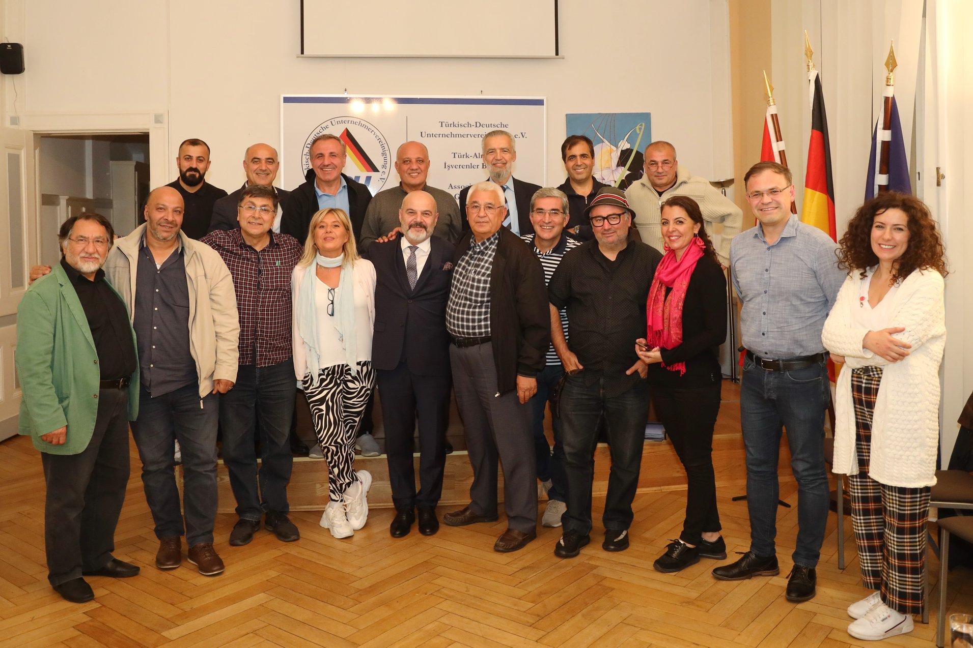 Berlinli medya emekçileri örgütleniyor