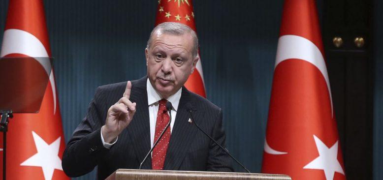 Erdoğan'dan AB'ye: 'Suriyeliler'e Kapıları Açarız'