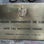 ABD, Küba'nın BM heyetinden 2 diplomatın ülkeyi terk etmesini istedi
