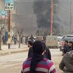 Afrin'de bomba yüklü araç saldırısı: 5 ölü, 11 yaralı