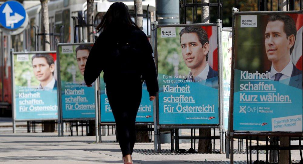 Avusturya'da resmi olmayan erken seçim sonuçları: Kazanan Kurz oldu