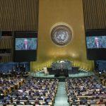 BM Genel Kurulu'nda Söz Liderlerde