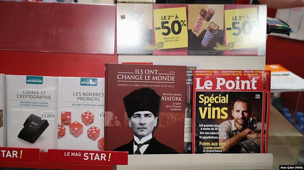 Atatürk Kapaklı Dergi Yok Satıyor