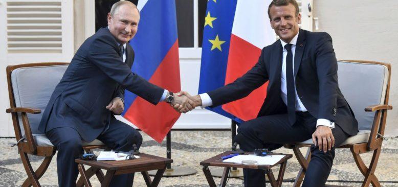 Fransa Neden Rusya'yla Yakınlaşıyor?