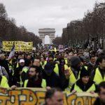 Fransa'da Grev Dalgası Demir Yollarında Başladı