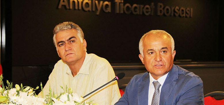 Belediye Antalya Süt Piyasasını Regüle etsin