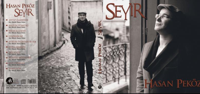 Hasan Peköz´den yeni albüm: SEYİR
