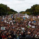 Küresel İklim Grevine Almanya'da Yüz Binler Katıldı
