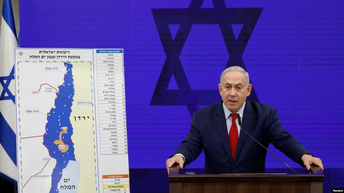 Netanyahu'nun Batı Şeria'yı İlhak Planına Avrupa'dan Tepki