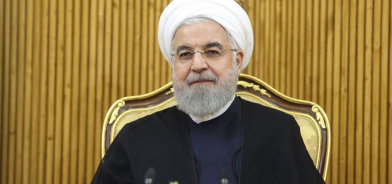 Ruhani: 'ABD'nin Maksimum Baskı Politikası Başarısız Oldu'
