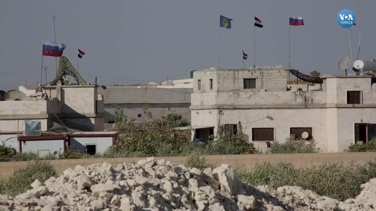 Suriye Dünya Güçlerinin Arasında Kaldı