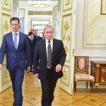 Suriye lideri Esad, Rus heyetiyle Ankara'daki üçlü zirveyi görüştü