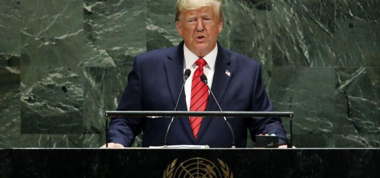 Trump'tan Uluslararası Topluma 'İran' Çağrısı