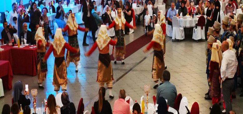 Almanya'da Balıkesir'in Kurtuluşunun 97. Yılı kutlandı
