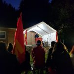 Yunanistan Komünist Gençliği'nin 11. Almanya kampını tamamladı