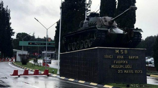 Kılıçdaroğlu'nun devredilmesine karşı çıktığı Tank Palet Fabrikası resmen ASFAT A.Ş'ye geçti