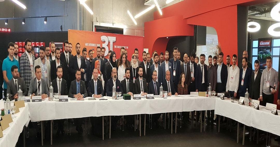 Genç MÜSİAD Nürnberg`de toplandı
