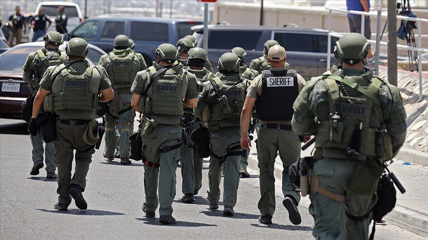 Teksas eyaletinde silahlı saldırı: 7 ölü, 21 yaralı