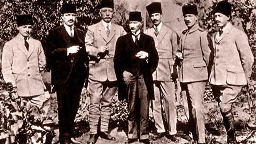 Türkiye Cumhuriyeti'nin temellerinin atıldığı kongre 100 yaşında