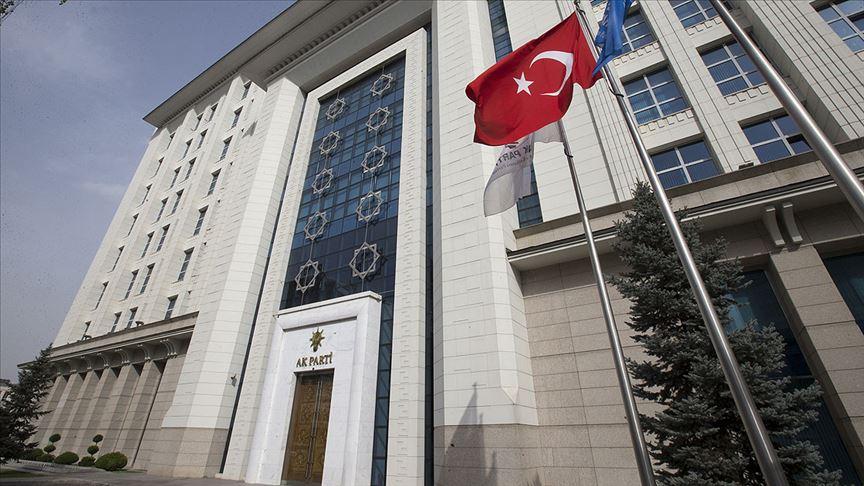 AKP'de Davutoğlu'na İhraç Talebi