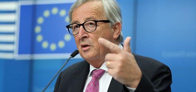 Juncker: Anlaşmasız ayrılık riski çok gerçekçi