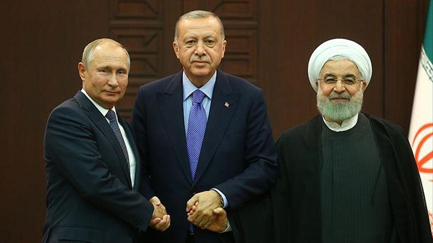 'Üçlü Zirve'de Suriye için siyasi çözüm umudu doğdu'