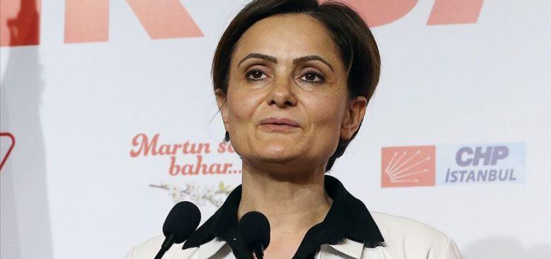 Canan Kaftancıoğlu'na 9 yıl 8 ay hapis