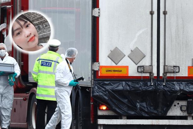 İngiltere'de bulunan 39 cesetle ilgili yeni gelişme: 'Ölüyorum anne, nefes alamıyorum'