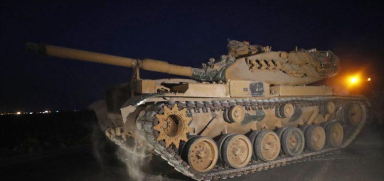 'Suriye'de Türkiye'den 24 Saat İçinde Operasyon Beklentisi'