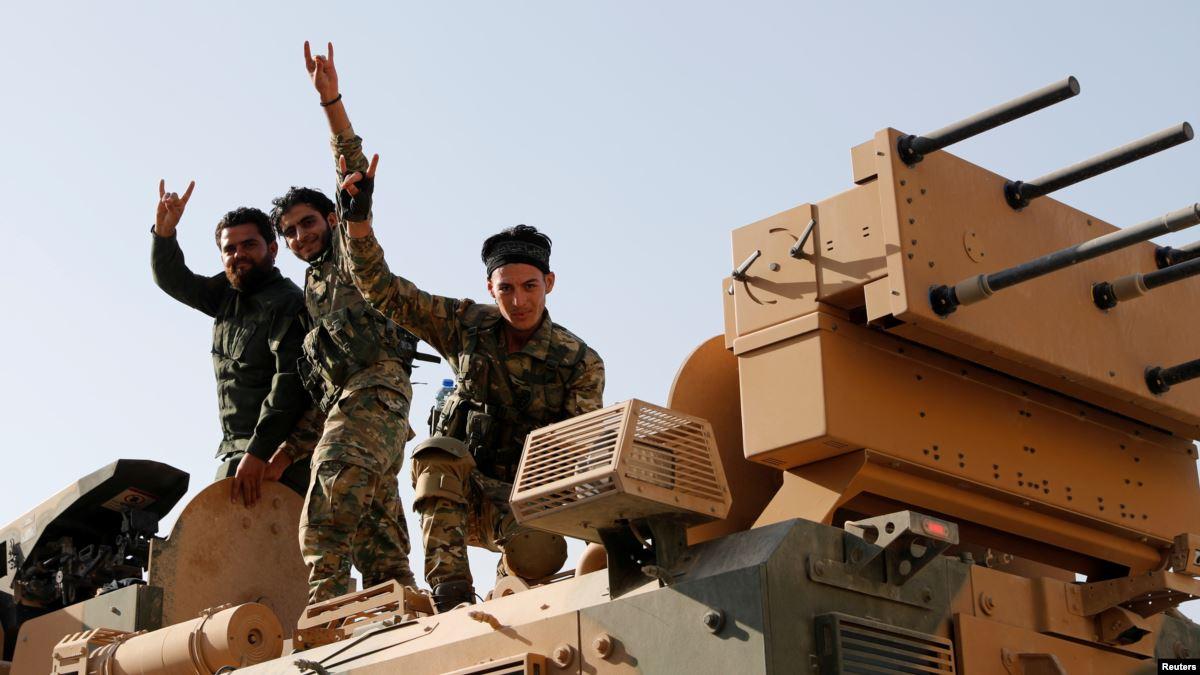 'Türkiye Kendi Askeri Yerine Çete ve Haydutları Kullanmayı Tercih Etti'