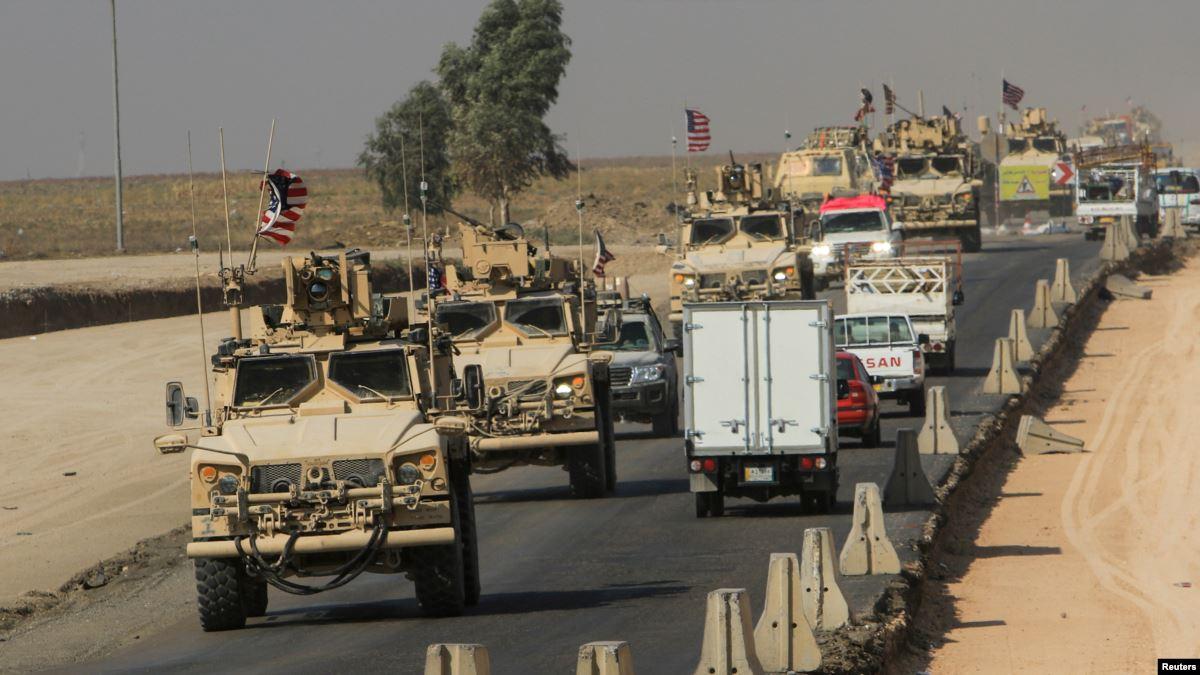'ABD Suriye'deki Petrol Sahalarını Korumak İçin Asker Bırakabilir'