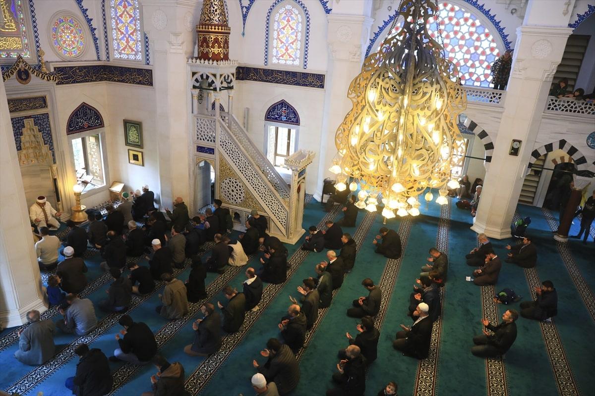 """Almanya'da """"Açık Cami Günü"""" etkinlikleri"""