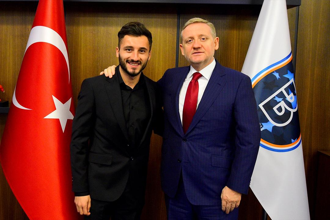 Enver Cenk Şahin, Medipol Başakşehir'de idmanlara çıkacak