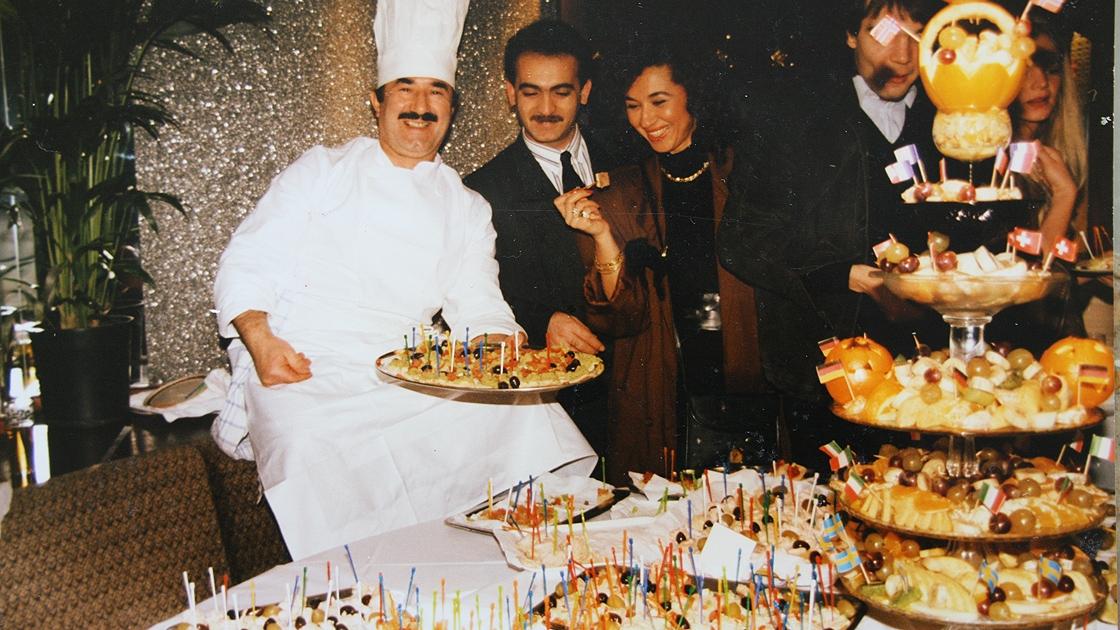 Aşçılıkta 60 yılı deviren Fevzi Usta, Anadolu mutfağını Almanlara sevdirdi
